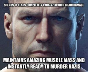 Ridiculously Absurd Video Game Logic (40 photos) 26