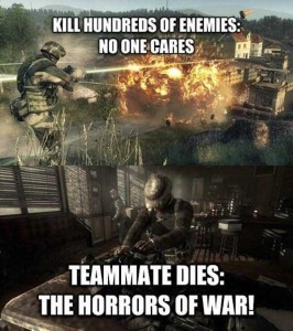 Ridiculously Absurd Video Game Logic (40 photos) 29