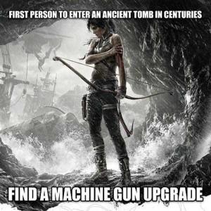 Ridiculously Absurd Video Game Logic (40 photos) 40