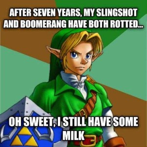 Ridiculously Absurd Video Game Logic (40 photos) 8