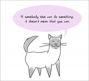 Brutally Honest Cats (18 photos) 2