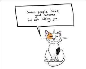 Brutally Honest Cats (18 photos) 6