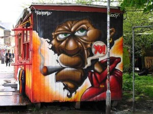 Christiania: Hippie Commune in Denmark (24 photos) 16