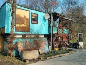 Christiania: Hippie Commune in Denmark (24 photos) 6
