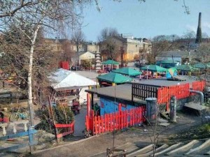 Christiania: Hippie Commune in Denmark (24 photos) 7