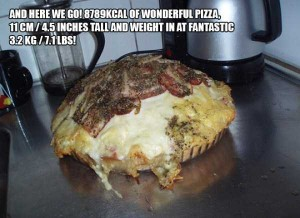 Absolutely Shocking Pizza (15 photos) 15