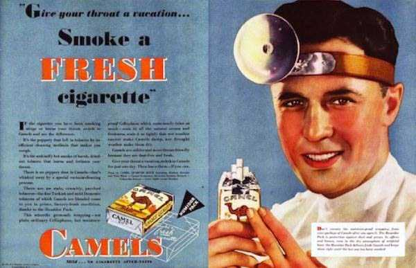 Cigarette Ads From The Past (35 photos) 1