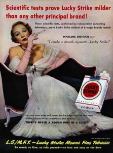 Cigarette Ads From The Past (35 photos) 13