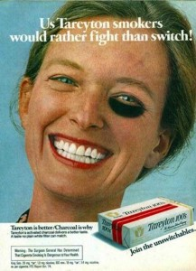 Cigarette Ads From The Past (35 photos) 8