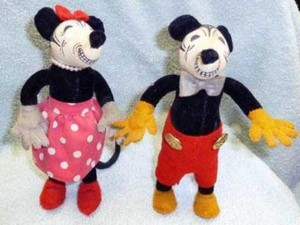 Scary Looking Disney Toys (13 photos) 5