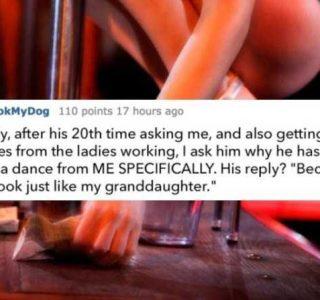 Strippers Share Their Wacky But True Stories (11 photos)