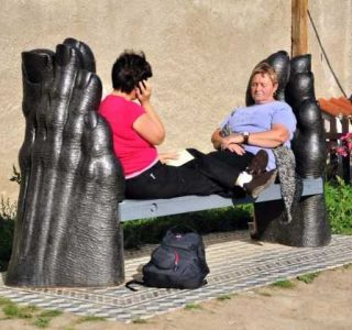 Unusual-Looking Benches (41 photos)