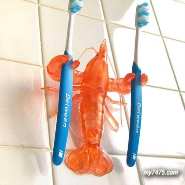 funny-unusual-Toothbrush-Holders (15)