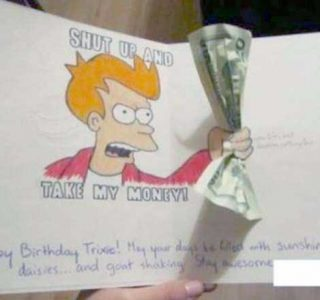 Funny and Brutally Honest Birthday Cards (21 photos)