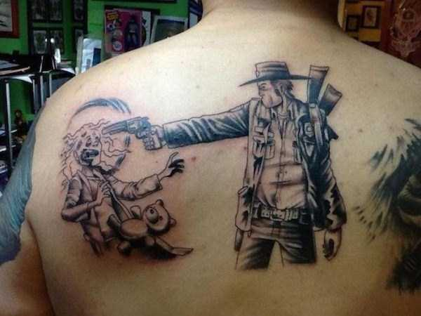 walking-dead-tattoos (2)