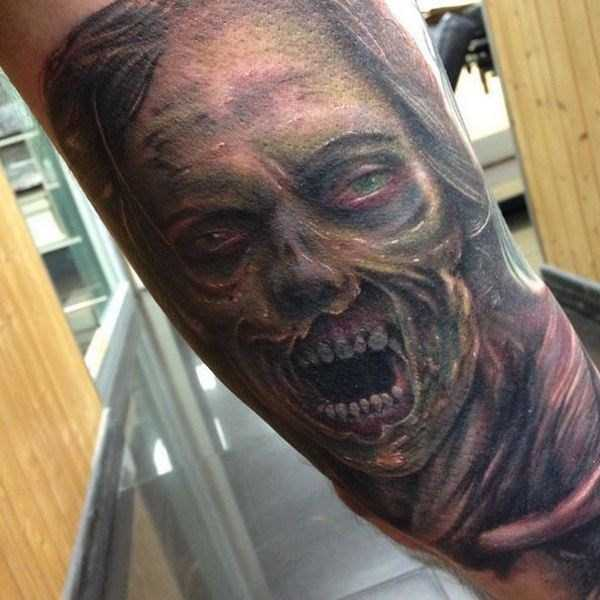 walking-dead-tattoos (5)