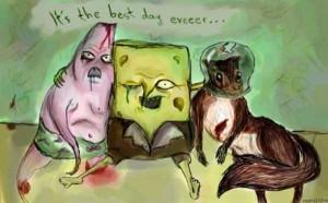 bizarre-weird-spongebob-fan-art (10)