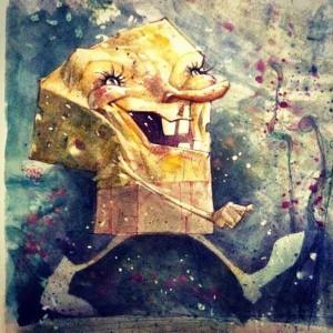 bizarre-weird-spongebob-fan-art (18)
