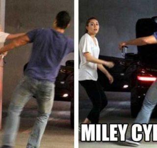 Celebrities Vs Annoying Paparazzi (15 photos)