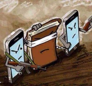 Let's Face it, We Are All Hooked on Modern Technology (70 photos)