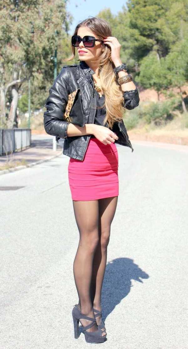 Hot Girls in Short Seductive Dresses | KLYKER.COM