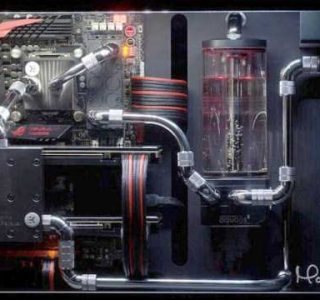 90 Brutally Good-Looking PC Cases (90 photos)
