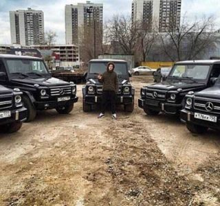 Filthy Rich Russian Youth on Instagram. Surprised? (52 photos)
