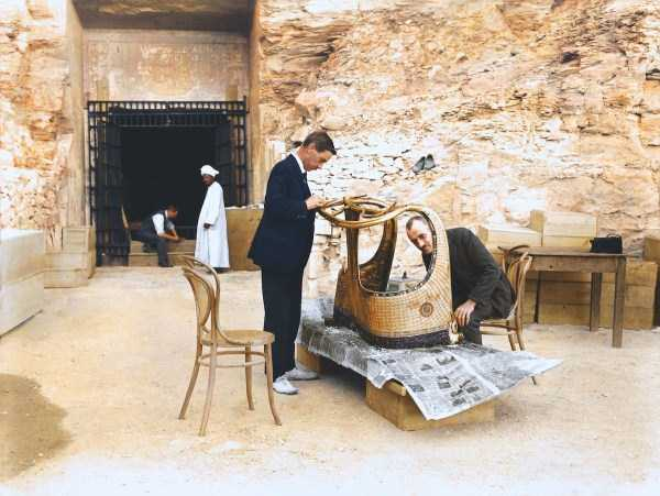 king-tut-tomb-color-pics (13)