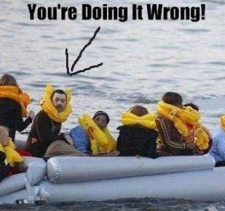 You Are Simply Doing It All Wrong (30 photos)