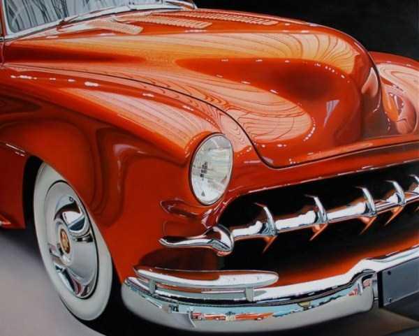 Cheryl Kelley-realistic-car-drawings (8)