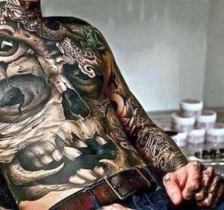 32 Tattoos That Are Simply Stunning (32 photos)