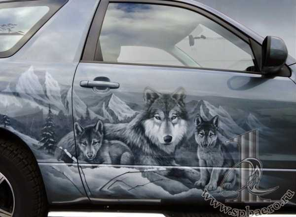 80 Incredible And Stunning Airbrush Jobs On Cars Klyker Com