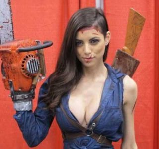 Charming Girls Who Totally Nailed Their Cosplay Costumes (84 photos)