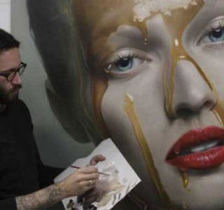 14 Badass Paintings by Mike Dargas (14 photos)