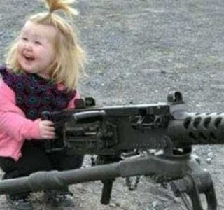 Weapons in Unskilled Hands (36 photos)
