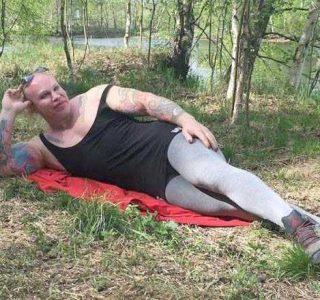 Overly Eccentric Russian Bodybuilder (30 photos)