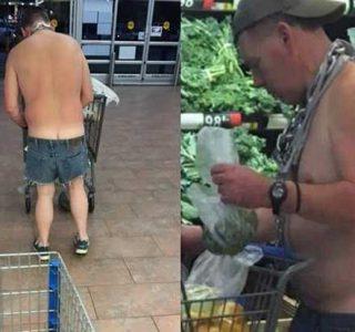 Extravagant Walmart Shoppers (28 photos)