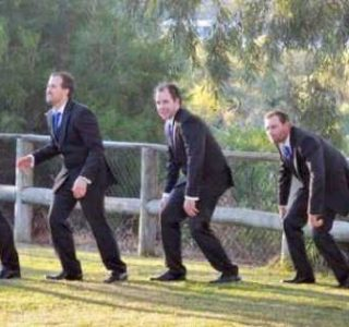 Wedding Photos That are a Bit Unconventional (40 photos)