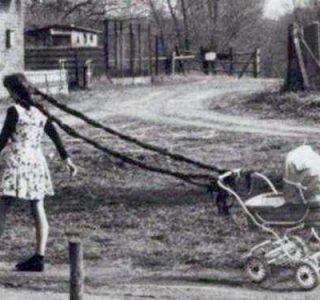 Weird and Baffling Vintage Photos (27 photos)