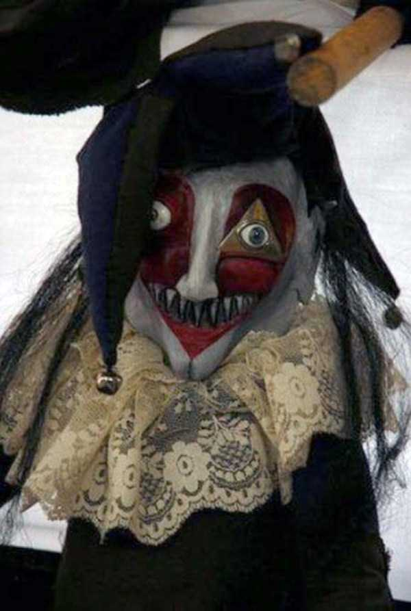 These Creepy-Looking Puppets Will Give You Chills