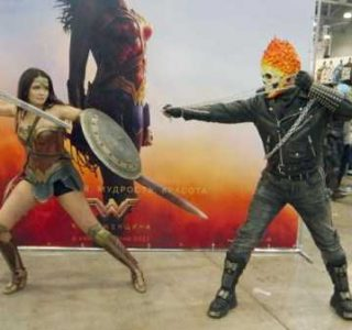 The 35 Best Cosplays from IgroMir 2016 (35 photos)
