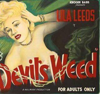 13 Vintage Posters Which Demonize Marijuana (13 photos)