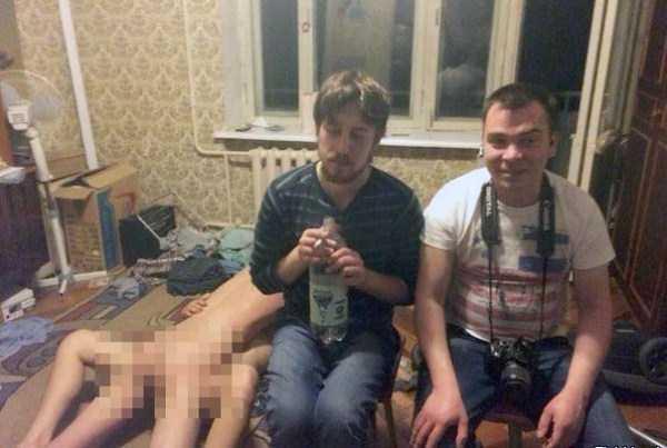 Russian sex parties