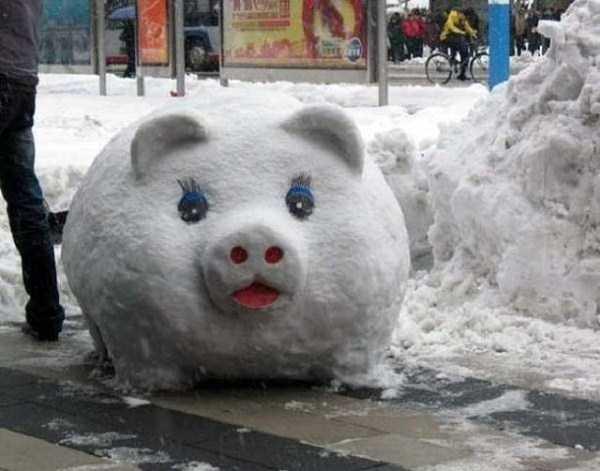 The Funniest Snowmen O...