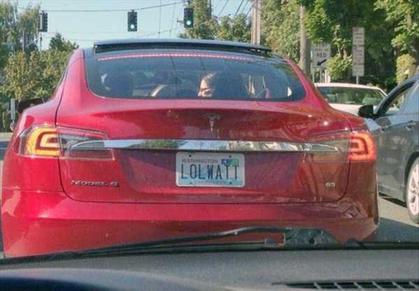License Plate Ideas For Car Girls