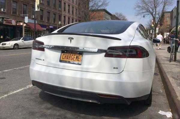 Name Plates For Cars >> funny-tesla-cars-plates (17) | KLYKER.COM
