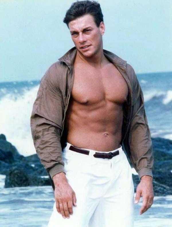 Jean Claude Van Damme 90s pics 20