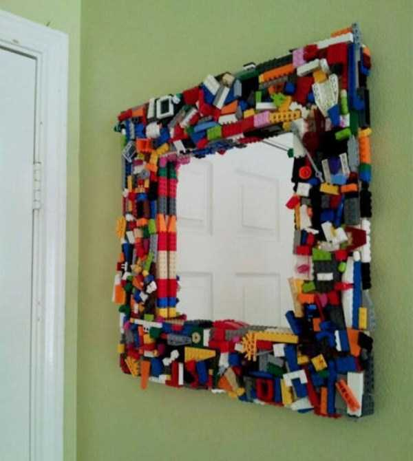 how to make cool things out of legos