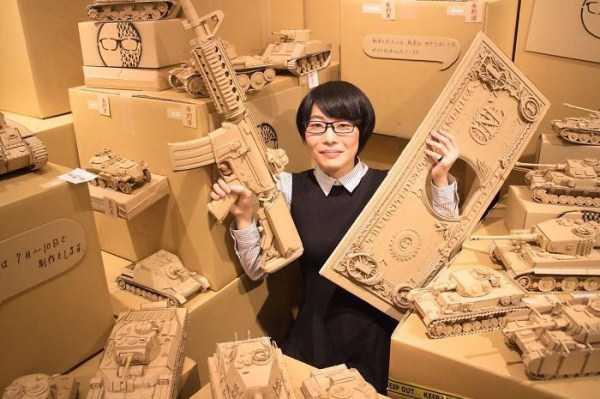 monami-ohno-cardboard-art (18)