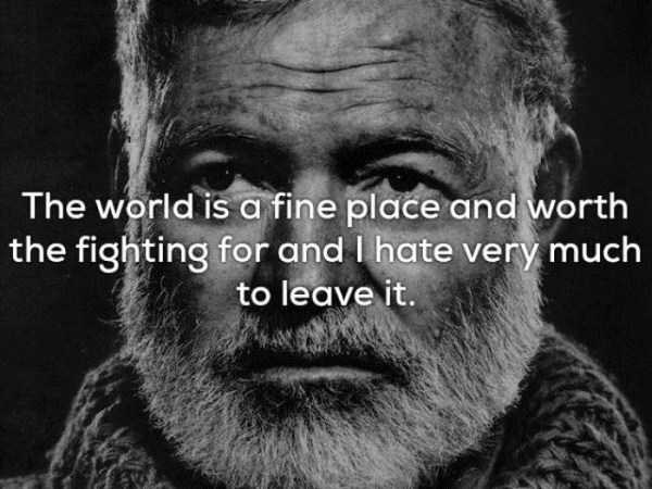 Ernest-Hemingway-wise-words (12)
